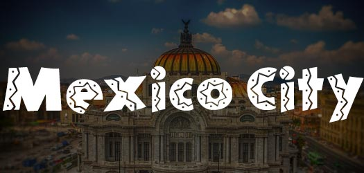 Free Mexico City Font for Download