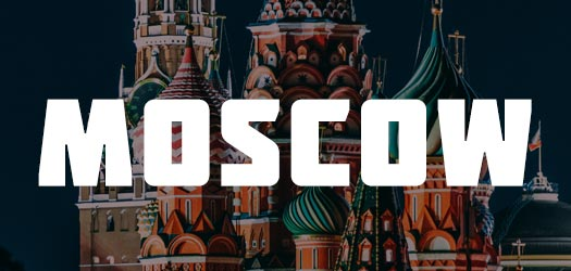 Free Moscow Font for Download