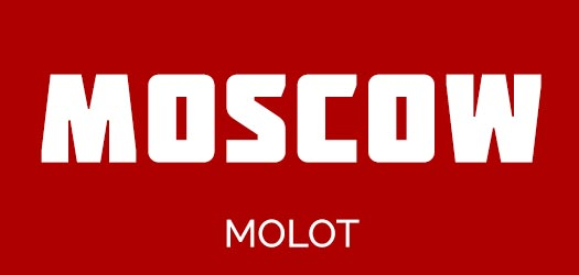 Moscow Font Free Download