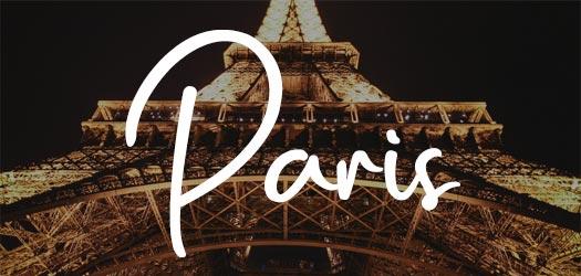 Free Paris Font for Download
