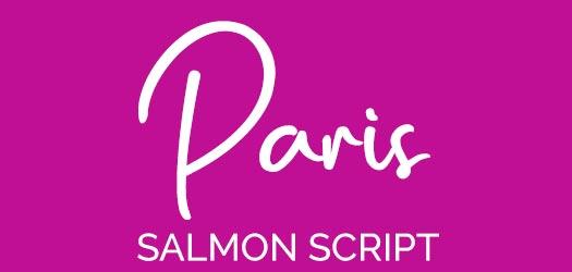 Paris Font Free Download