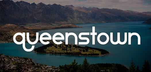 Free Queenstown New Zealand Font for Download