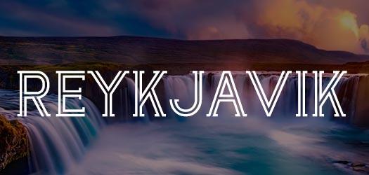 Free Reykjavik Iceland Font for Download