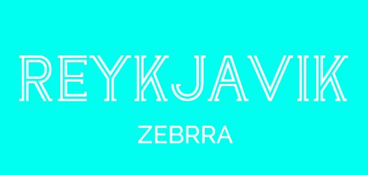 Reykjavik Font Free Download