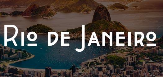 Free Rio de Janeiro Font for Download
