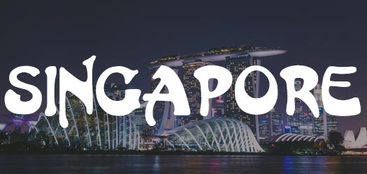 Free Singapore Font for Download