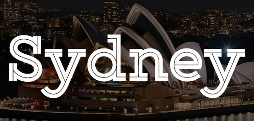 Free Sydney Font for Download