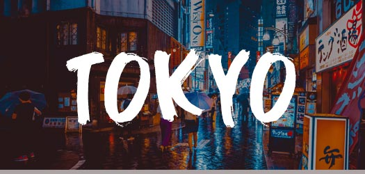 Free Tokyo Font for Download