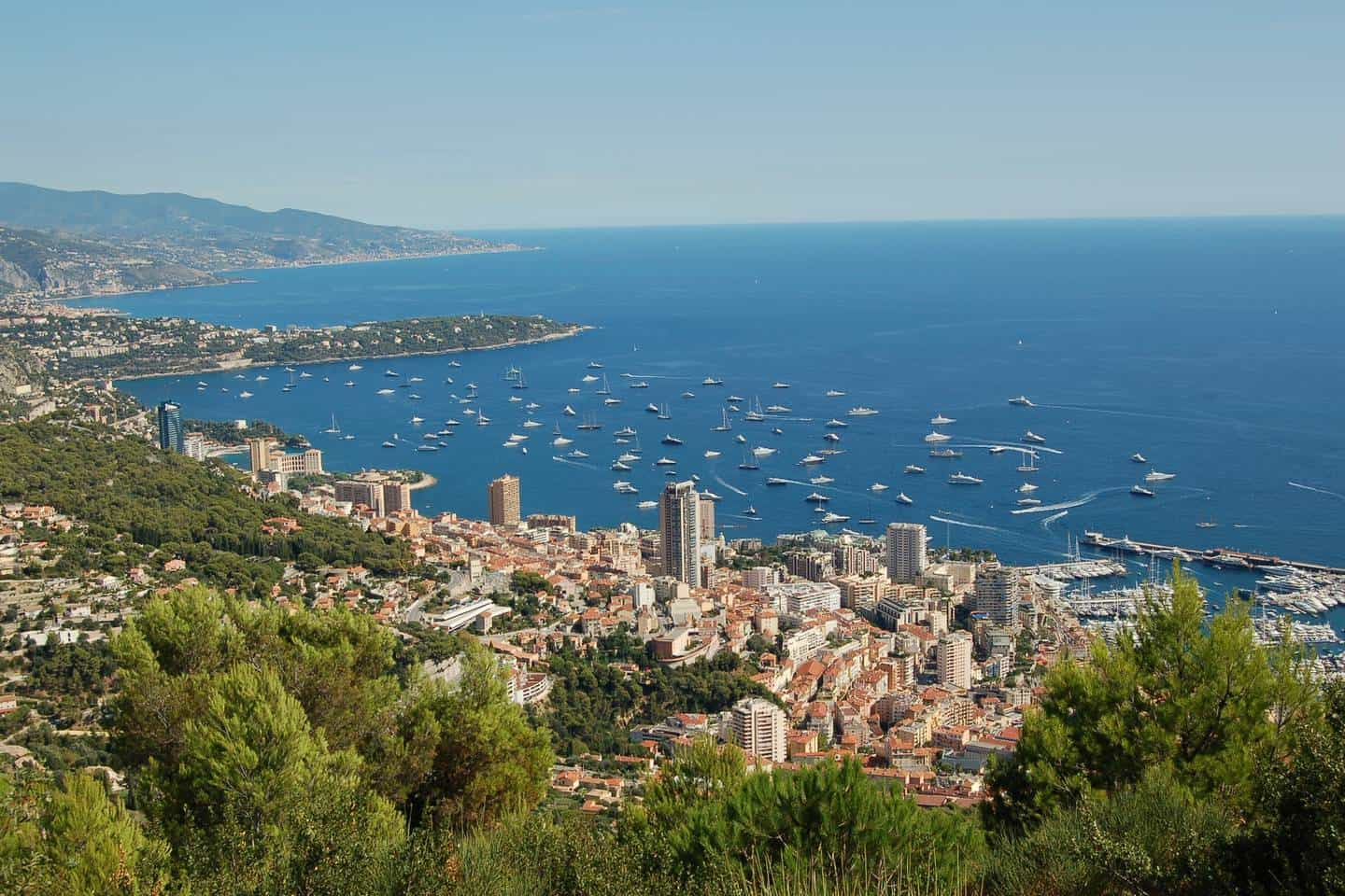 Wow! You have to see this DREAMY Monaco Airbnb. Gorgeous.