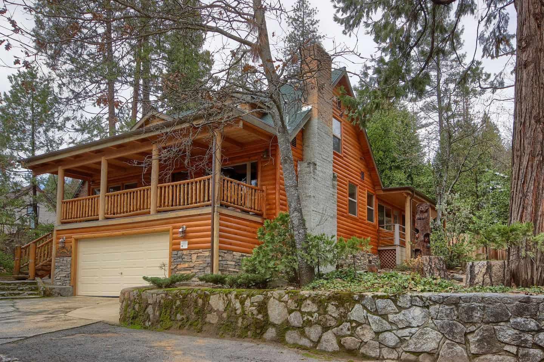 Image of Airbnb rental near Yosemite National Park