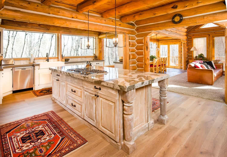 Image of luxury cabin in Sundance, Utah