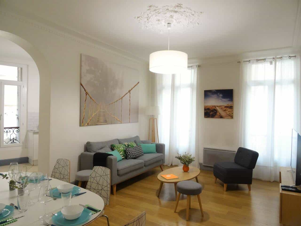 Image of Airbnb rental in Marseille, France