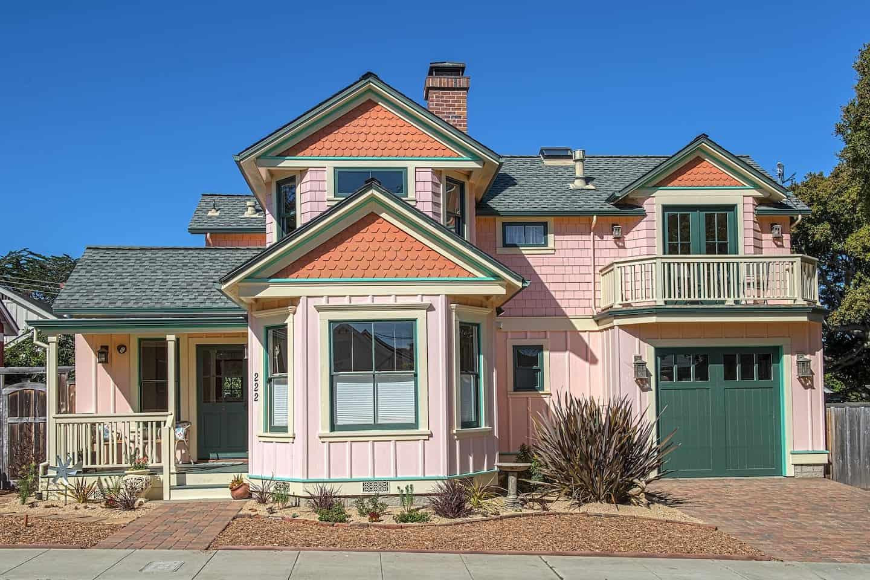 Image of Airbnb rental in Monterey California