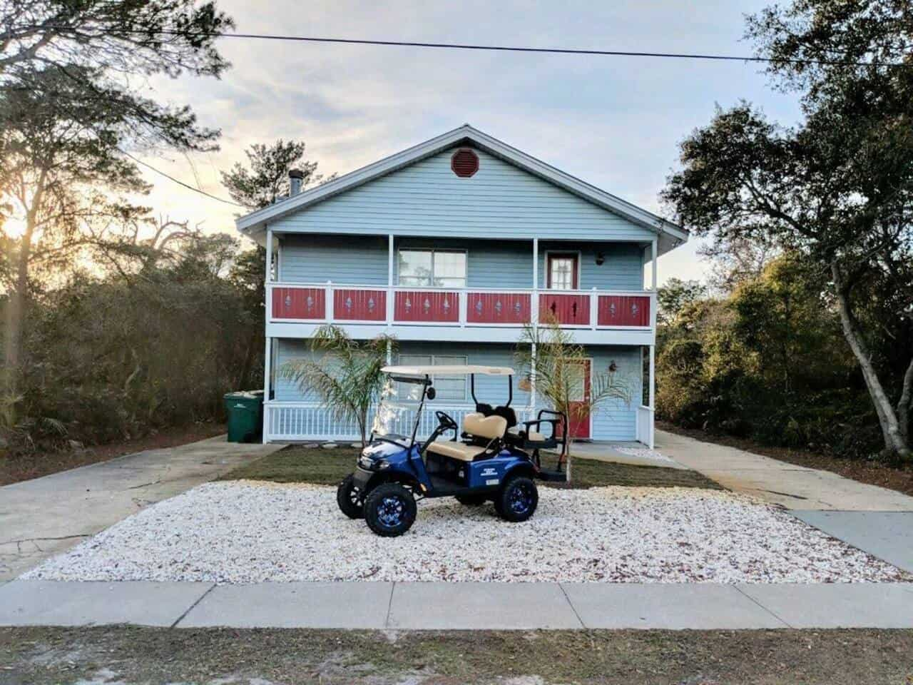 Image of Airbnb rental in Destin