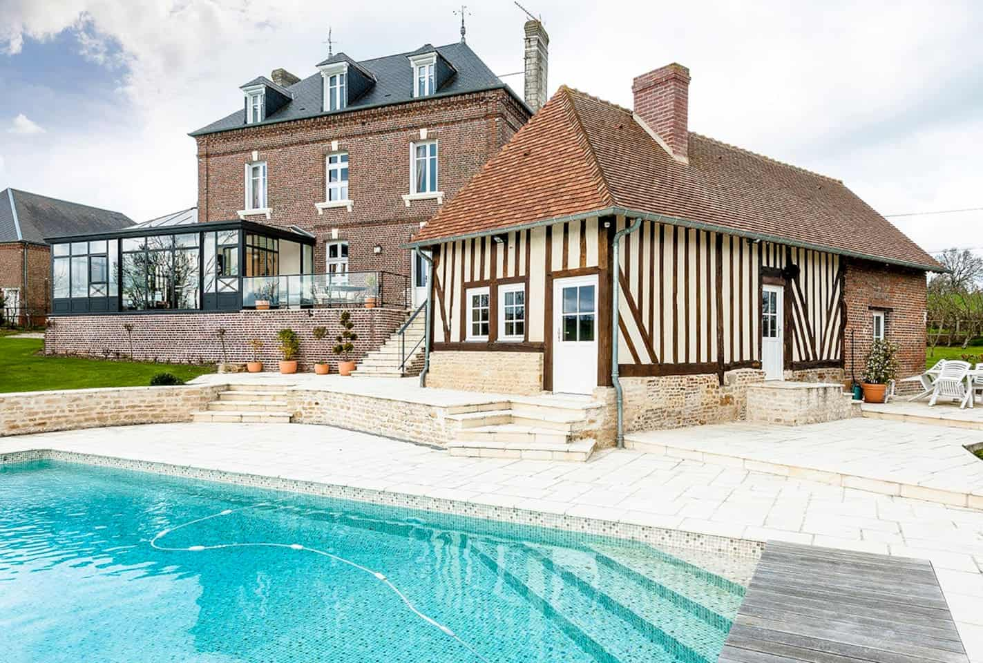 Image of Airbnb rental in Normandy, France
