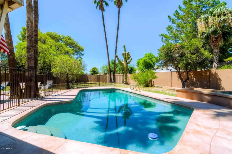 Image of Airbnb rental in Phoenix Arizona