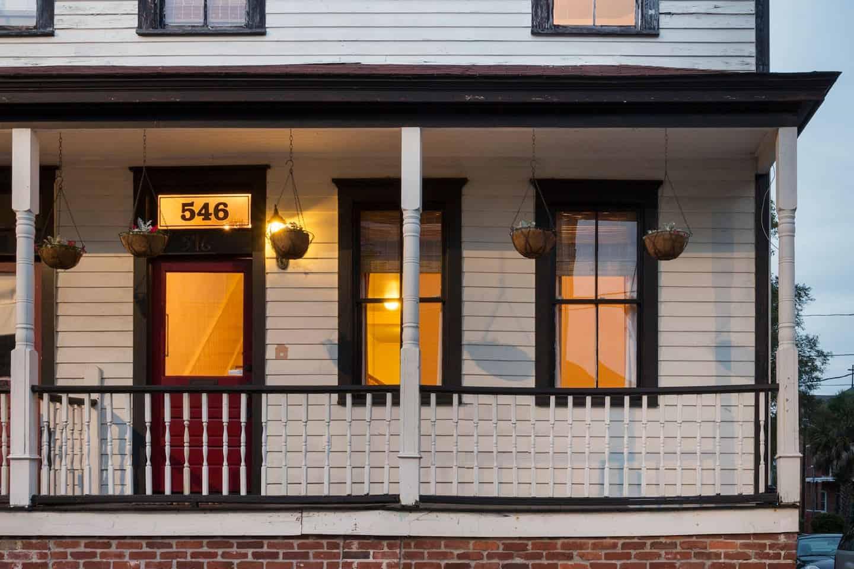 Image of Airbnb rental in Savannah