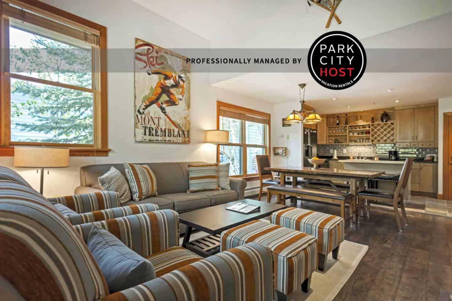 Image of Airbnb rental in Park City