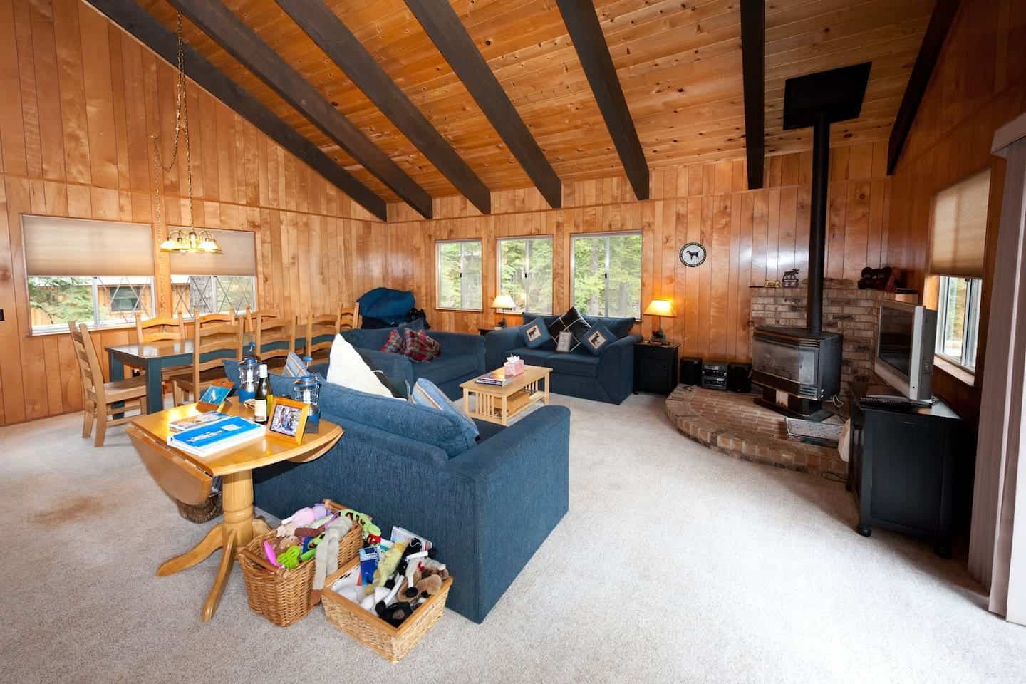 Image of Airbnb rental in Lake Tahoe