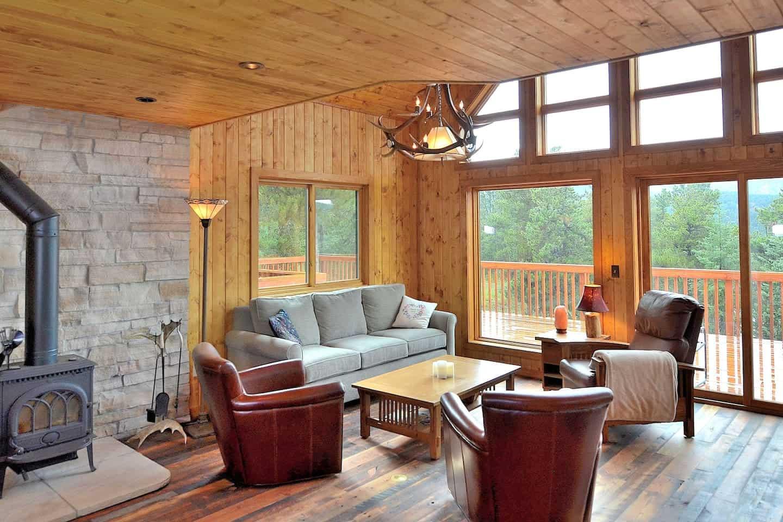 Image of Airbnb rental in Boulder, Colorado