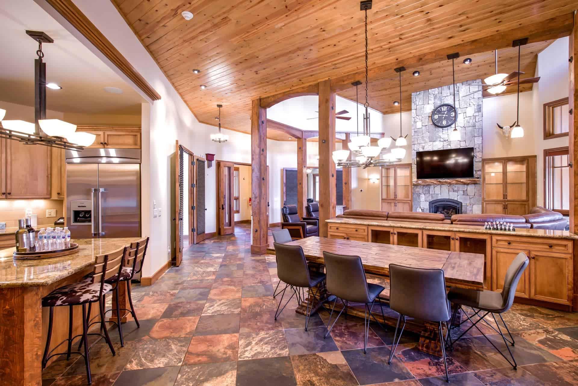Image of luxury cabin in Flagstaff, Arizona