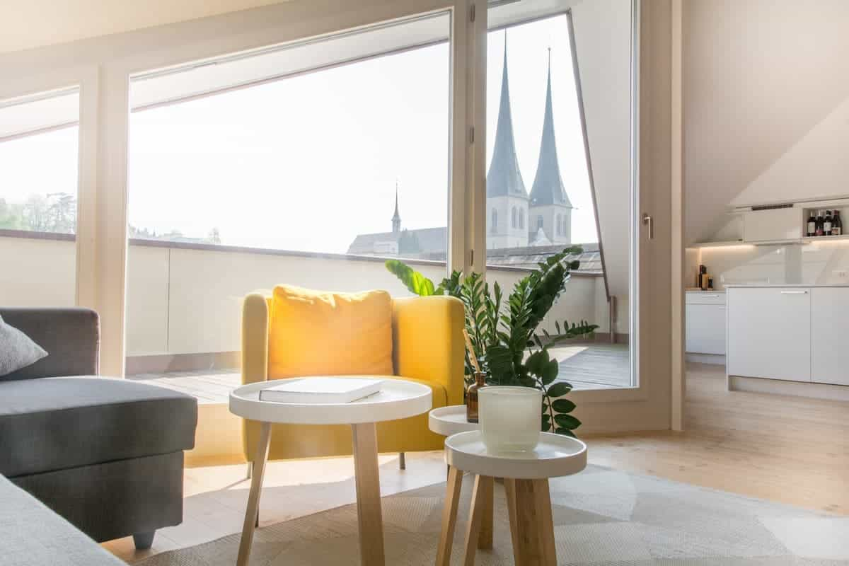 Image of Airbnb rental in Lucerne, Switzerland