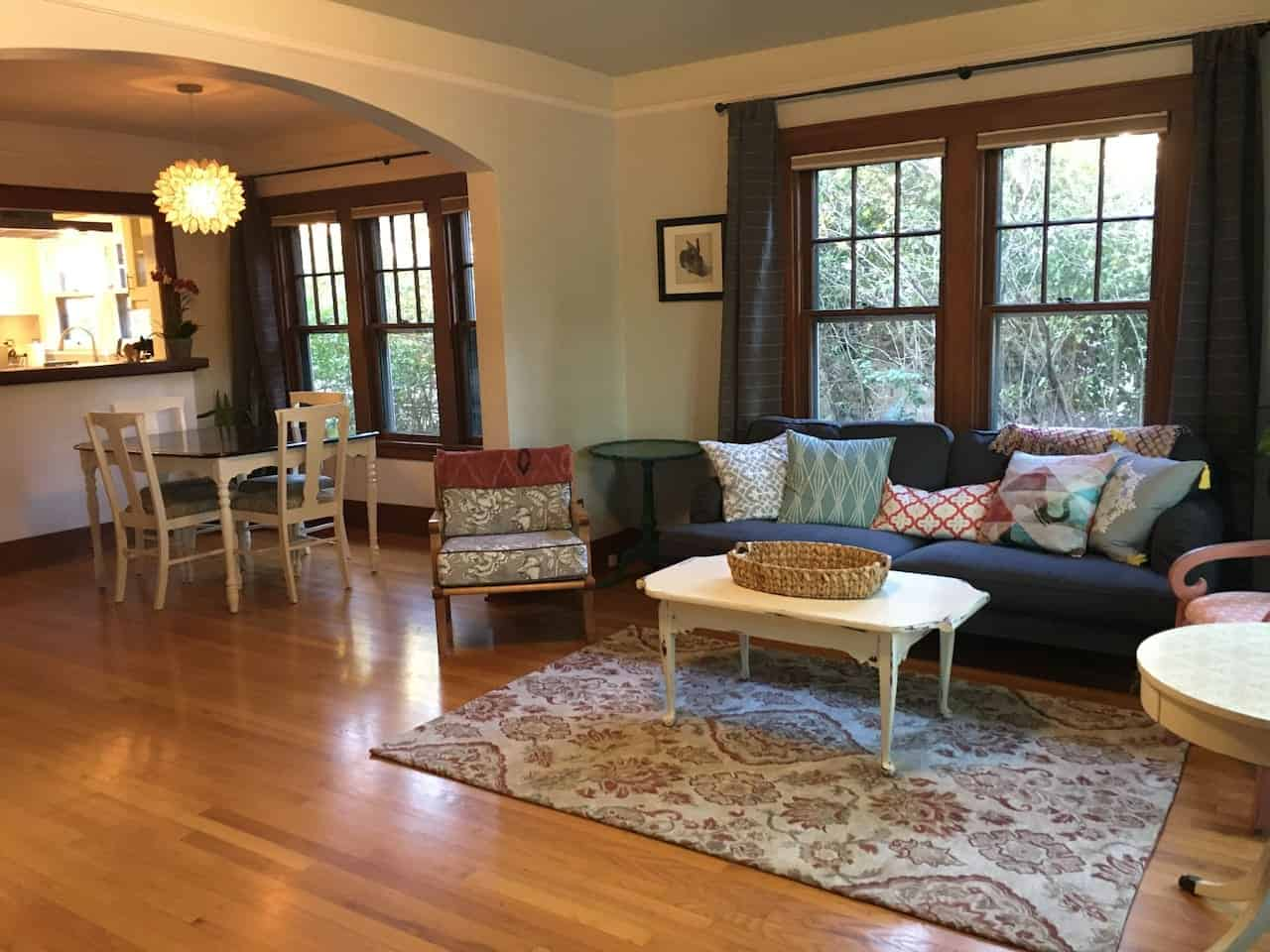 Image of Airbnb rental in Eugene