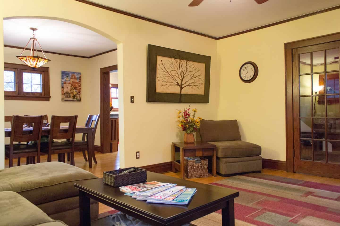 Image of Airbnb rental in Madison