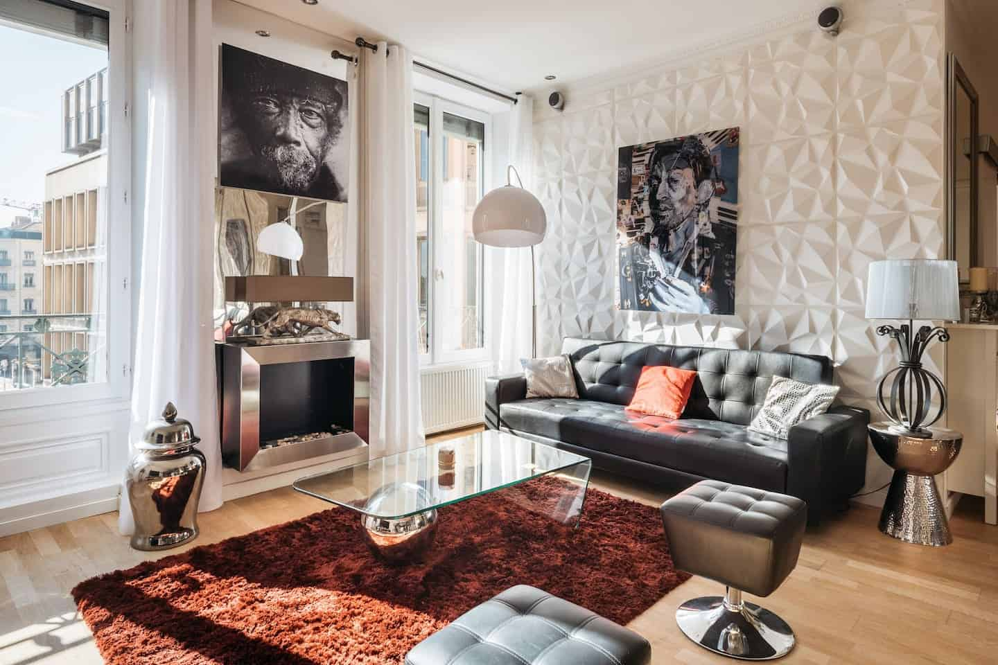 Image of Airbnb rental in Lyon, France