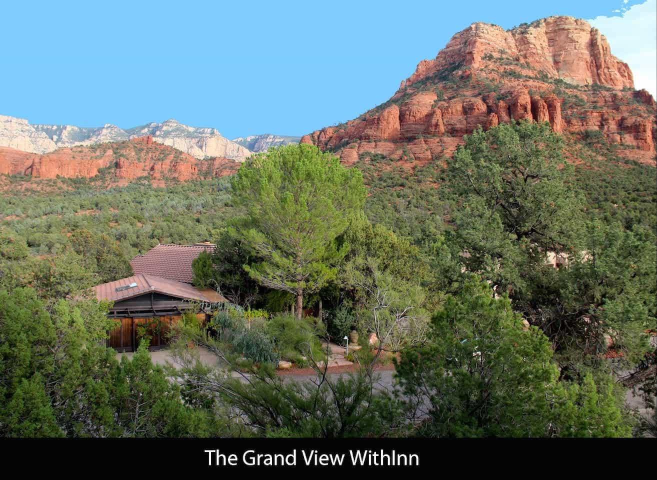 Image of Airbnb rental in Sedona Arizona