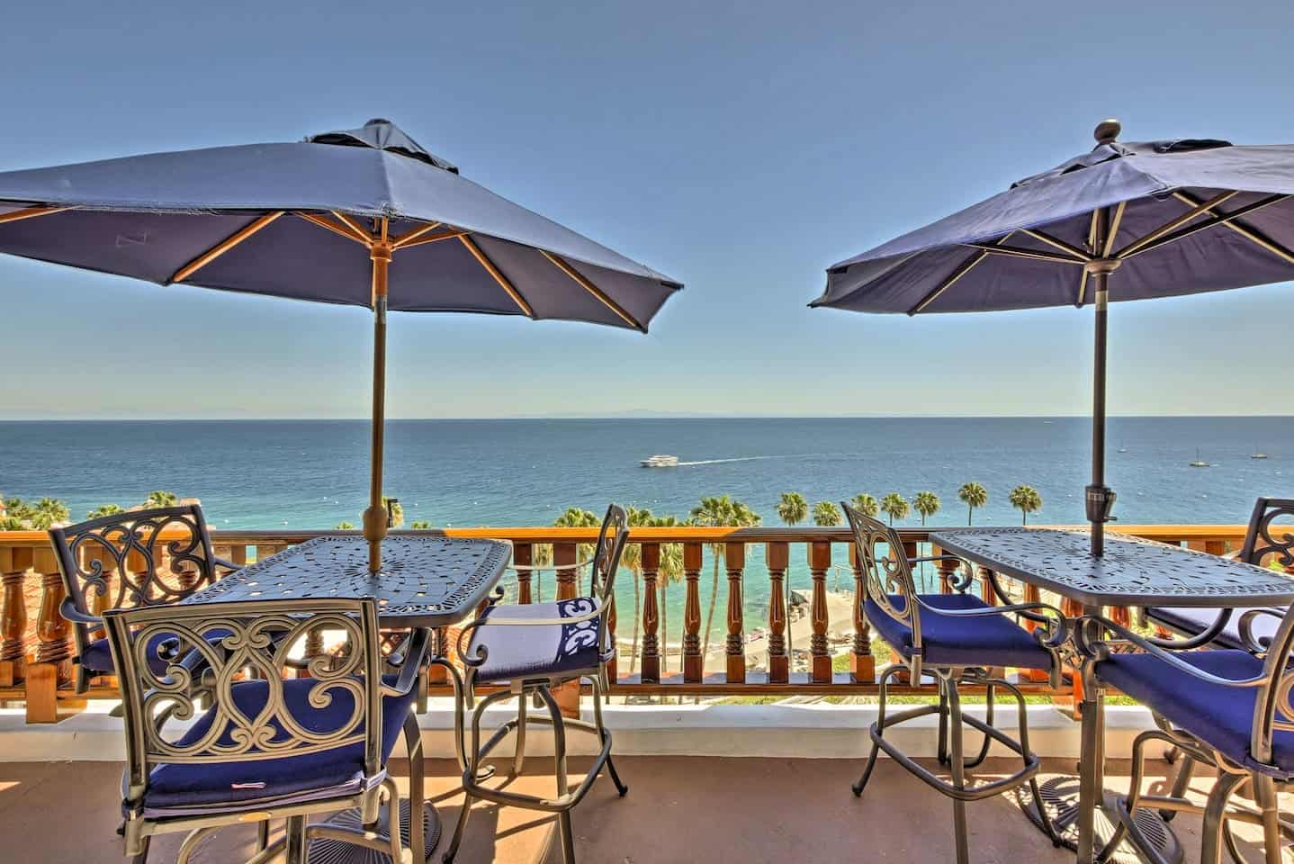 Image of Airbnb rental in Catalina Island