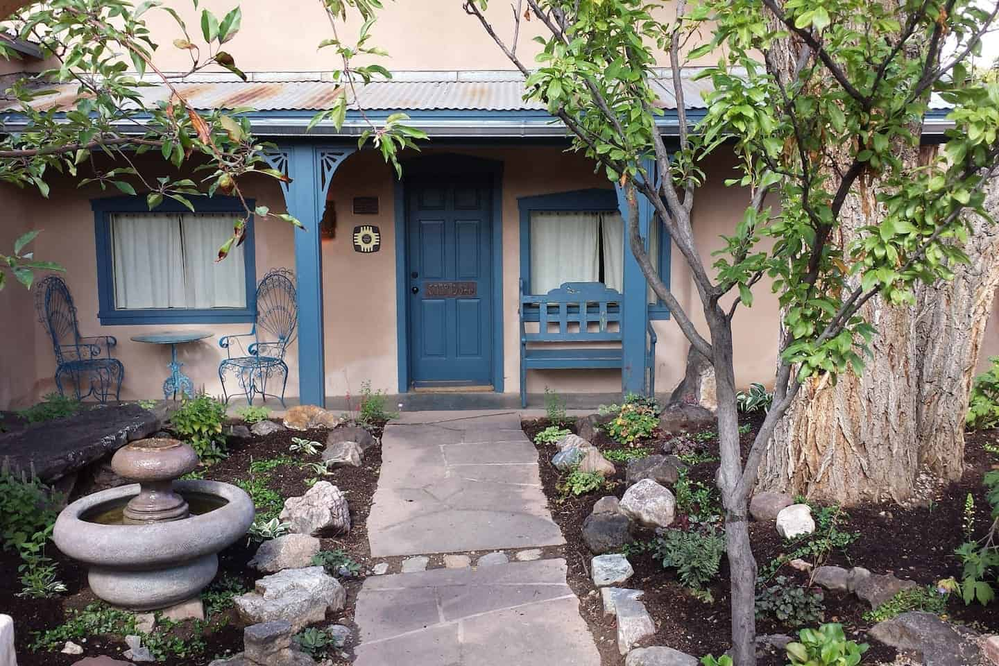 Image of Airbnb rental in Taos, New Mexico