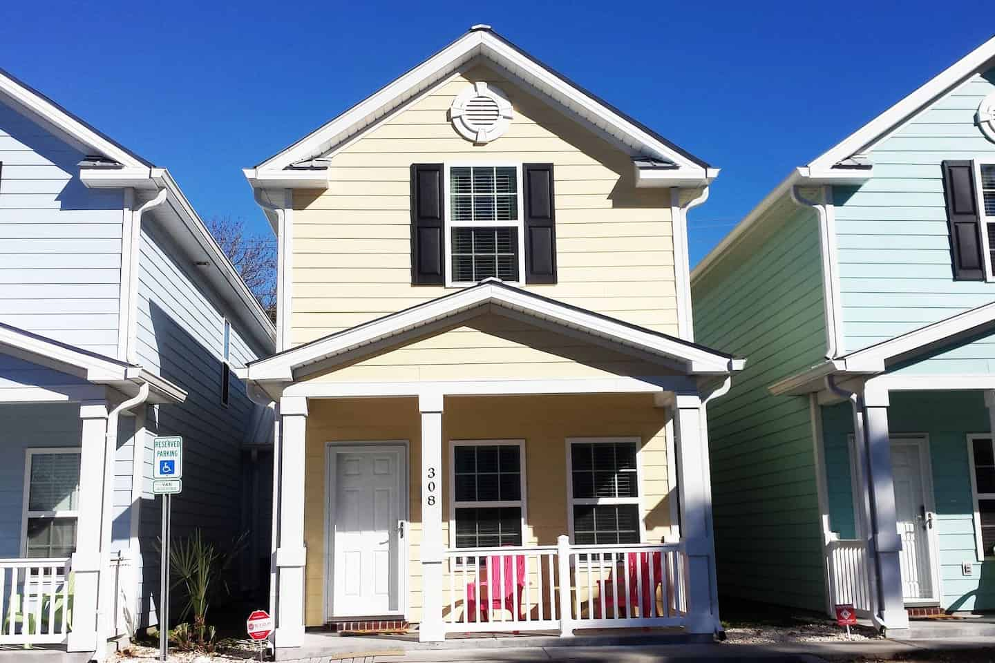 Image of Airbnb rental in Myrtle Beach South Carolina