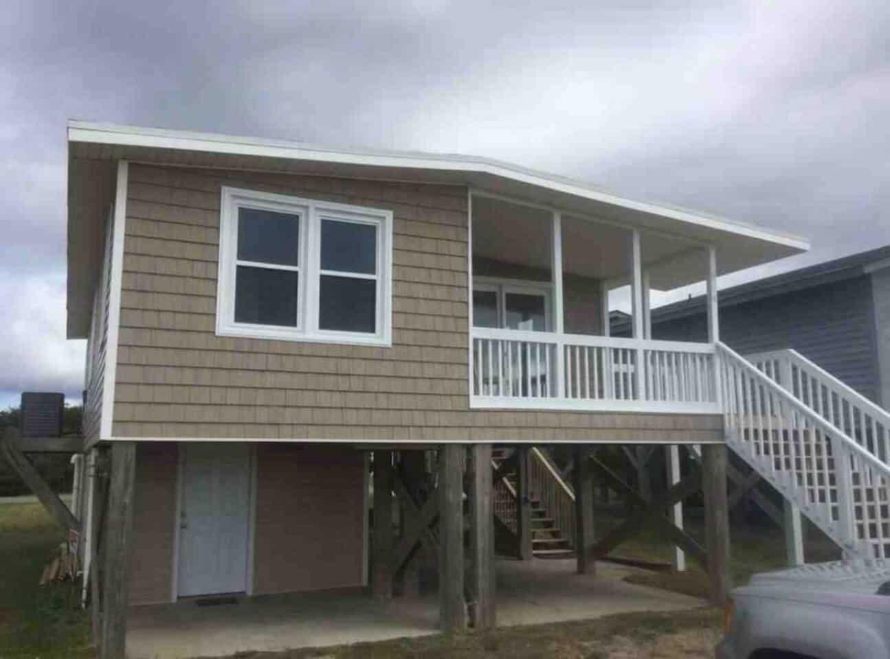 Image of Airbnb rental in Wilmington, North Carolina