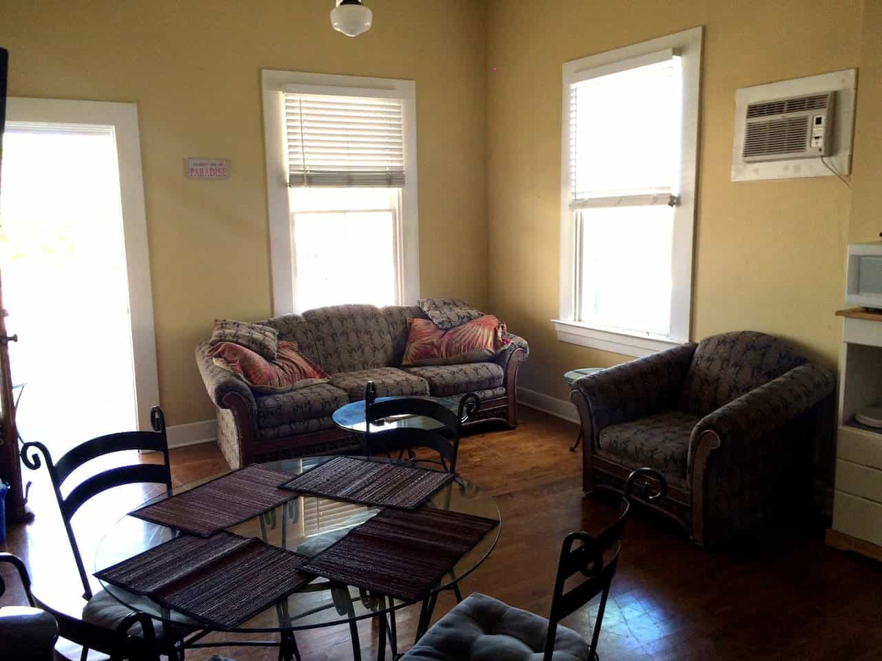 Image of Airbnb rental in Key West
