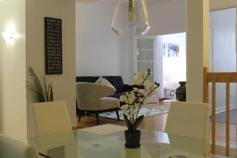 Image of Airbnb rental in Québec City