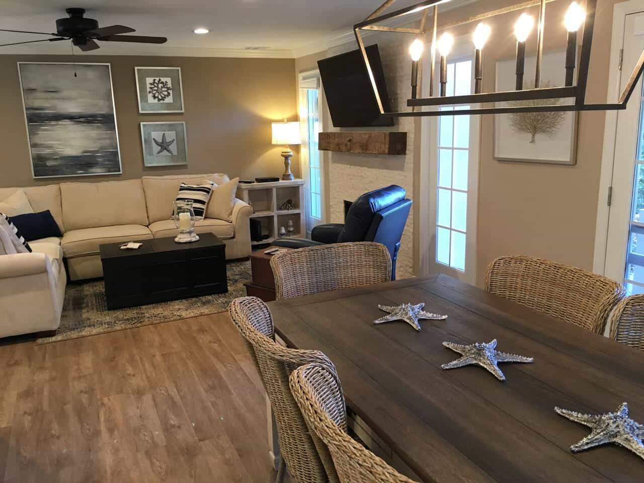 Image of Airbnb rental in Hilton Head