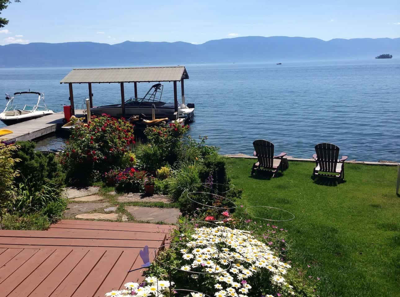 Image of Airbnb rental in Flathead Lake