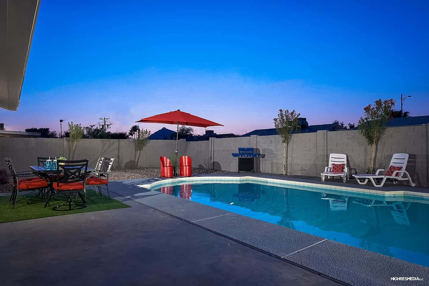 Image of Airbnb rental in Scottsdale Arizona