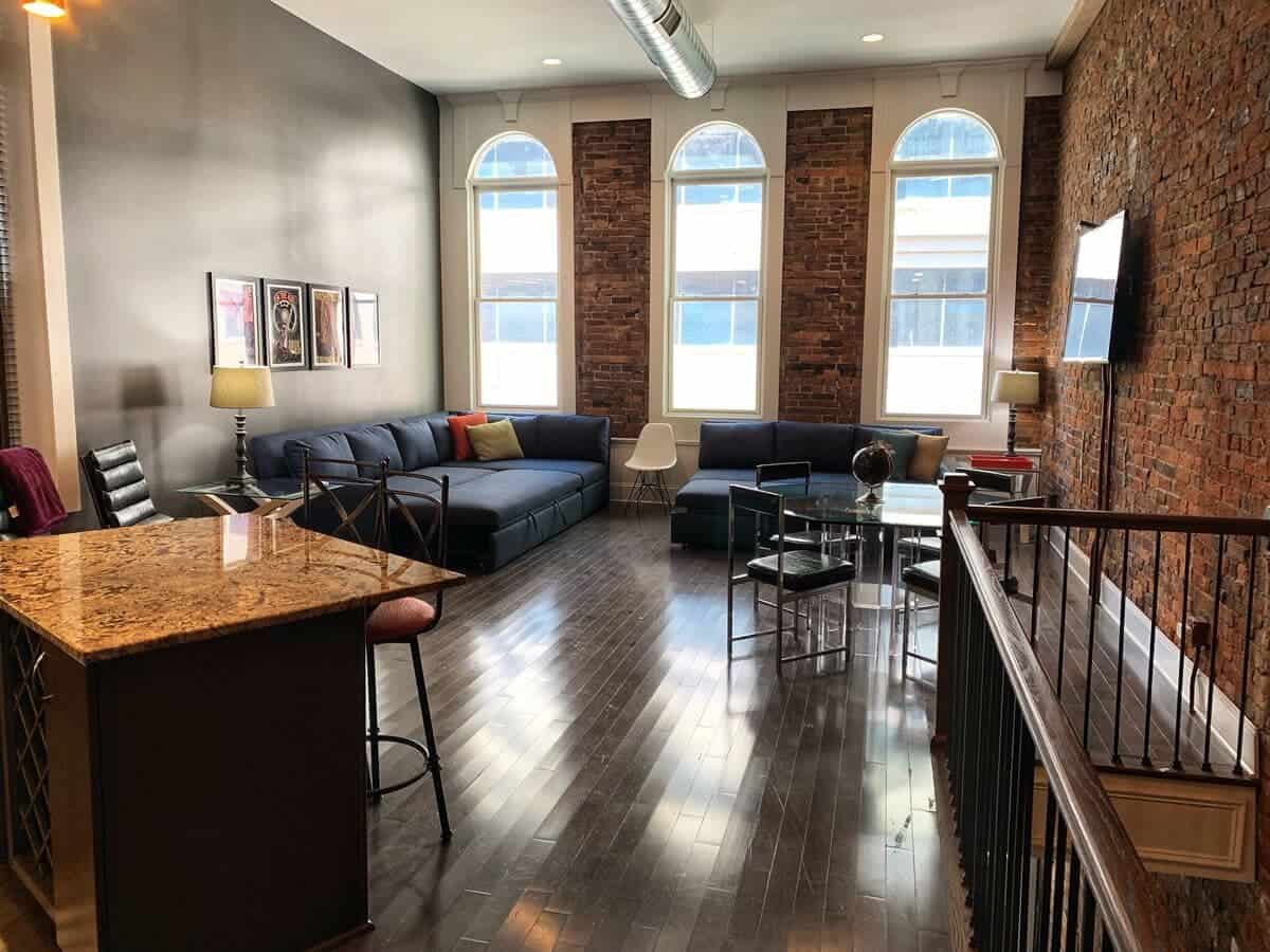Image of Airbnb rental in Nashville, Tennessee