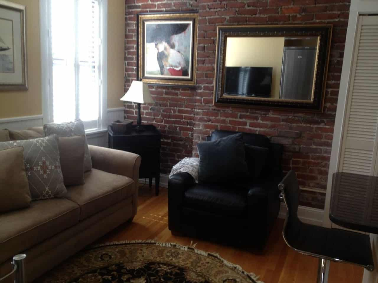 Image of Airbnb rental in Boston, Massachusetts