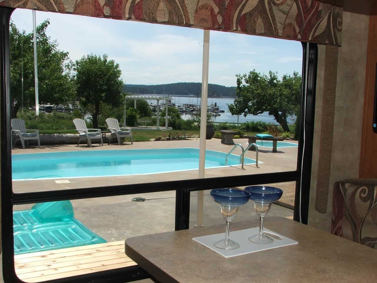 Image of Airbnb rental in San Juan Islands, Washington