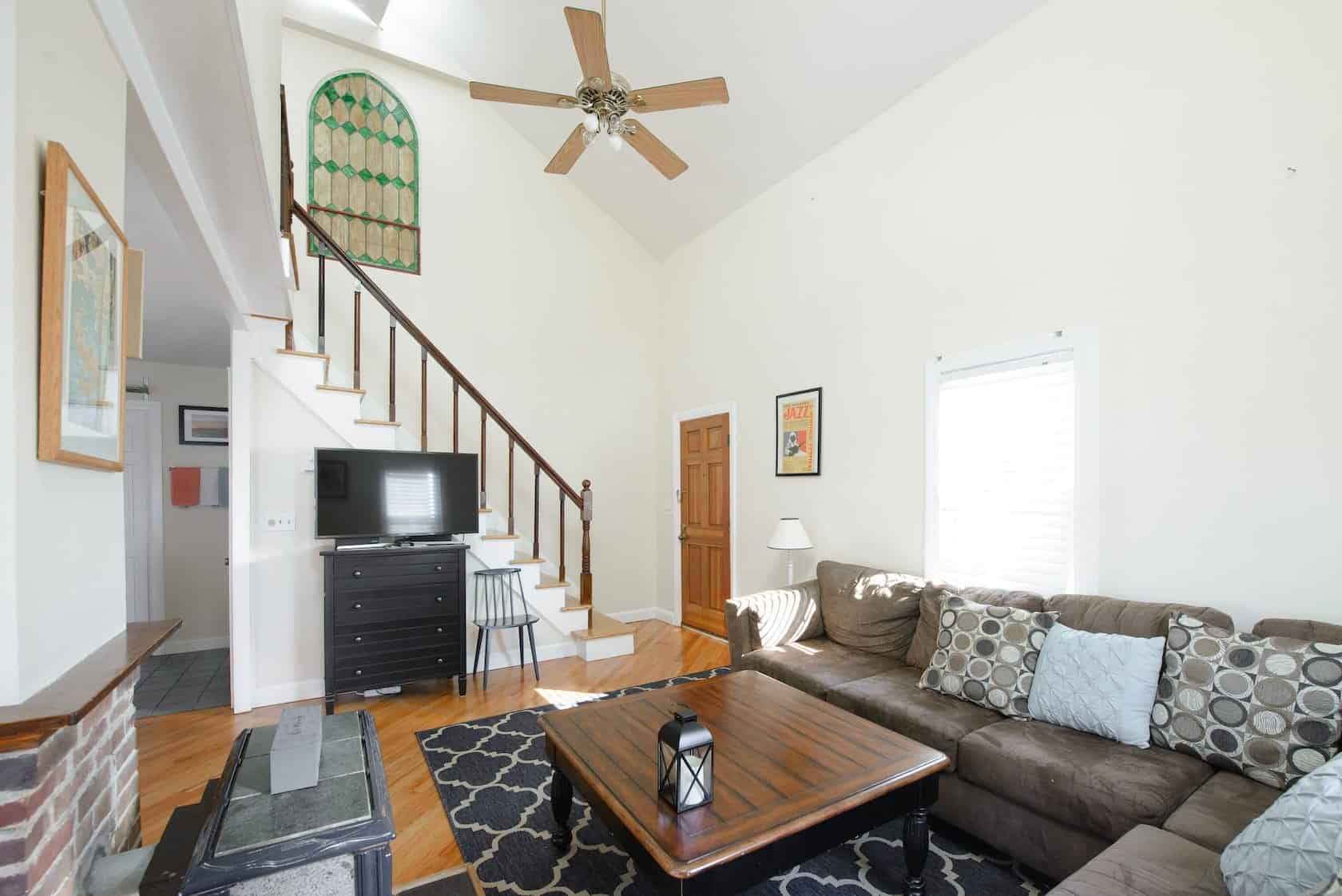 Image of Airbnb rental in Newport Rhode Island
