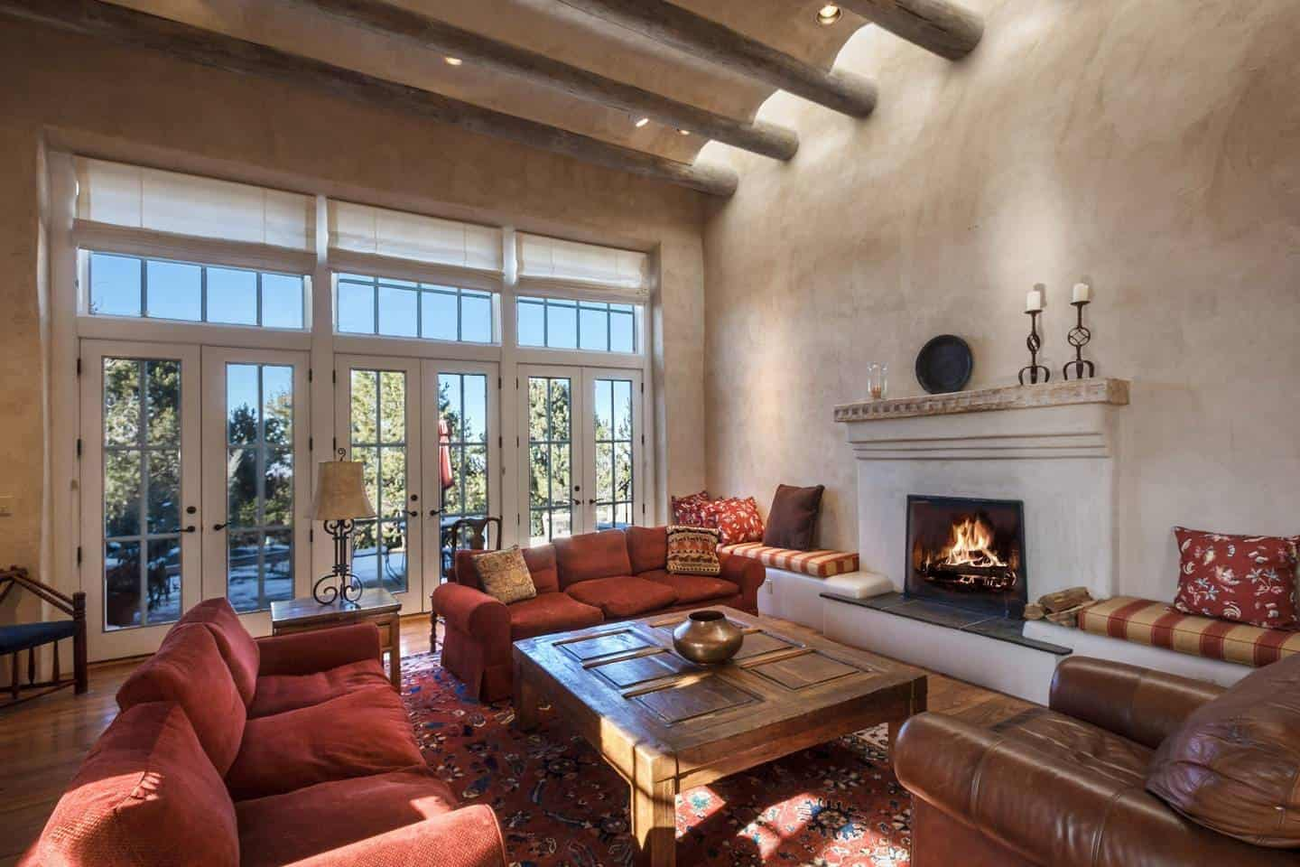 Image of Airbnb rental in Santa Fe