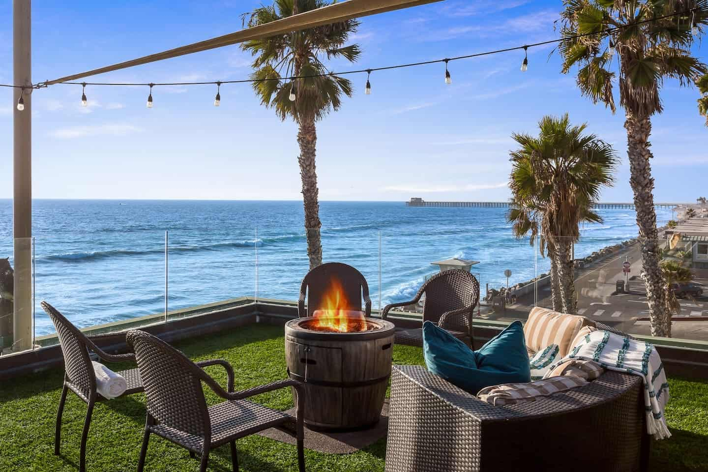 Image of Airbnb rental in Oceanside California