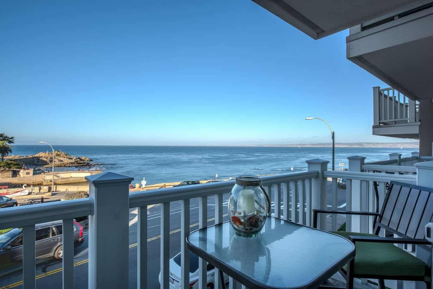 Image of Airbnb rental in Monterey California
