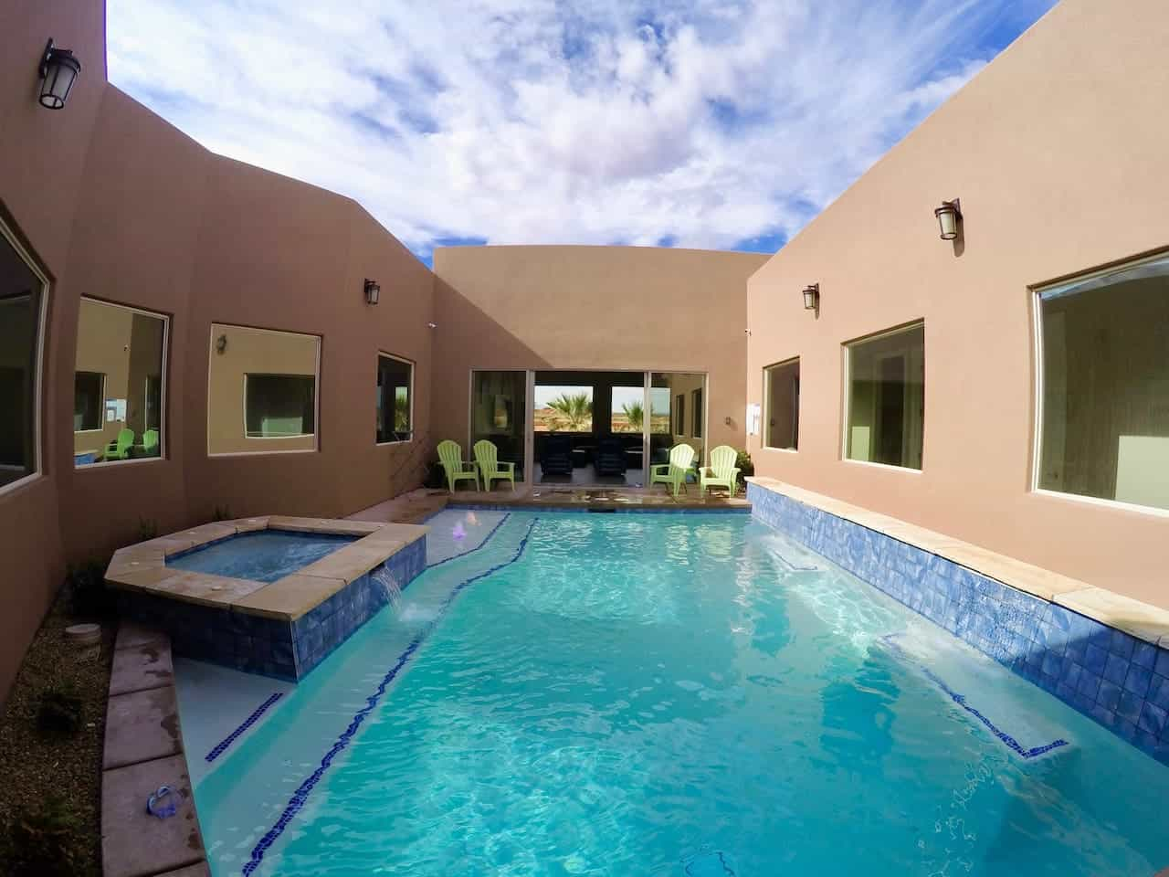 Image of Airbnb rental in Mesquite, Nevada