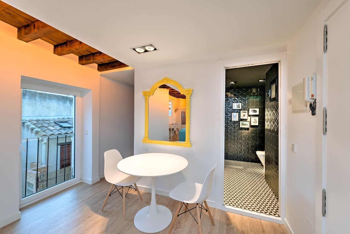 Image of Airbnb rental in Toledo, Spain