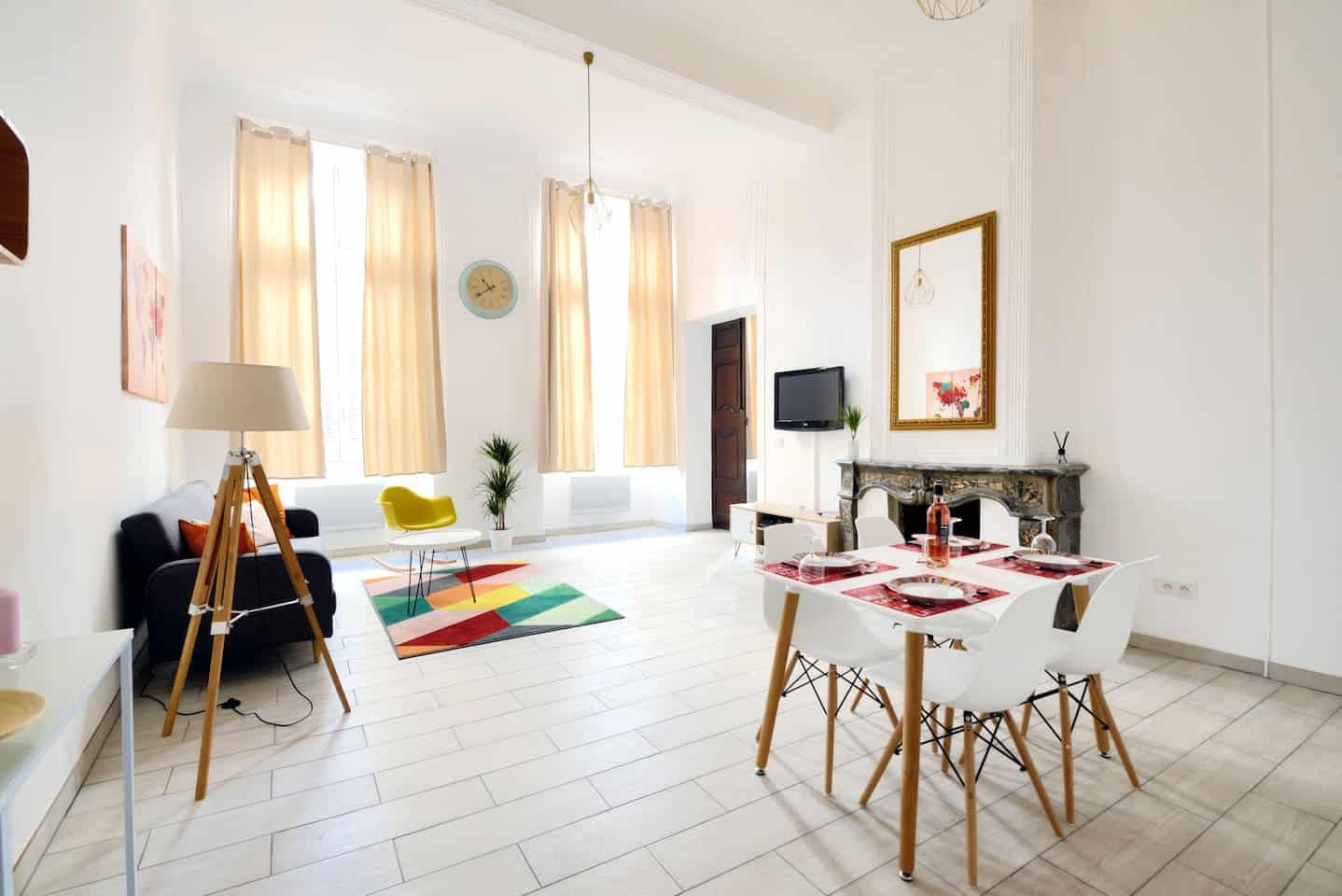 Image of Airbnb rental in Aix-en-Provence, France