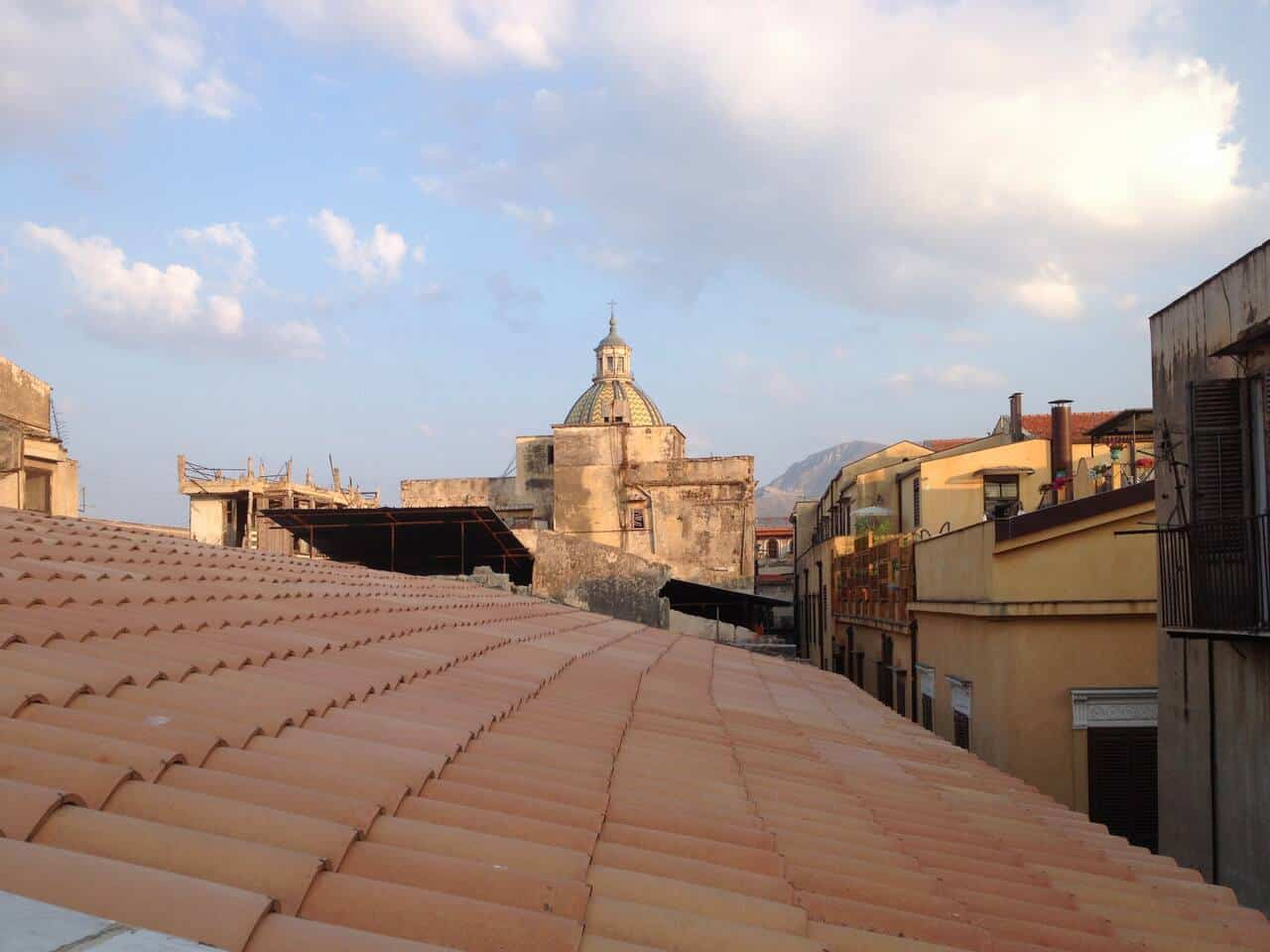 Image of Airbnb rental in Palermo, Italy
